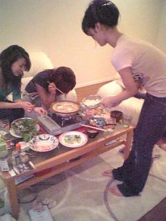 豆乳鍋ちゅう〜☆