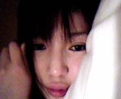 寝顔と恐すぎる夢