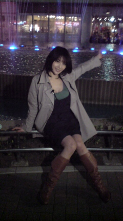 東京ドームシティに来たよ〜☆