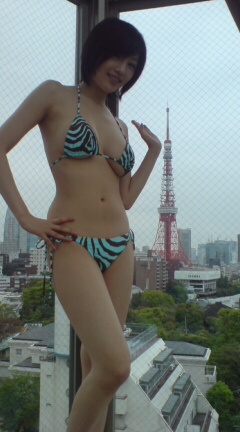 東京タワーと悠里