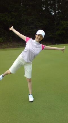 祝☆ゴルフデビュー!!