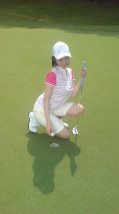 ゴルフ大好き!!