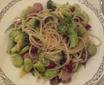 野菜たっぷり手作りご飯