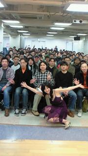 イベント320<br />  人!!
