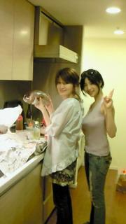 台湾料理のホームパーティー