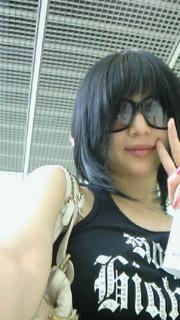 すっぴんで成田空港から