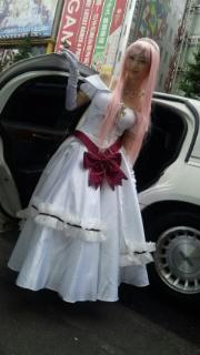 セクシーお姫様のCMです