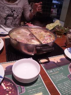 ミラクル☆モンゴル鍋♪