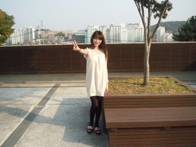 韓国にいます♪