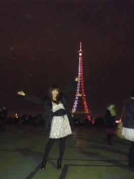 パリ到着!