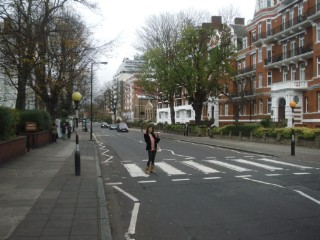 LONDON三日目☆Abbey Road