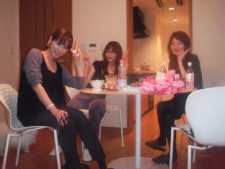昨日の鍋party<br />  ♪