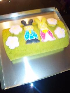 雛祭りホームパーティー