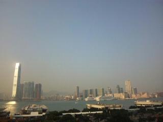 香港から四日目♪