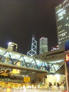 香港三日目☆美し過ぎる夜景☆