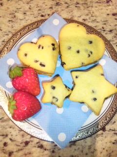 手作りお菓子♪