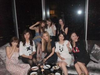 恒例寿司Party