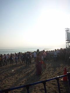 BIG BEACH!!