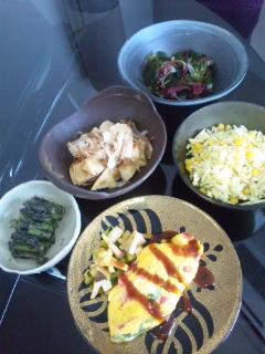 手料理たち