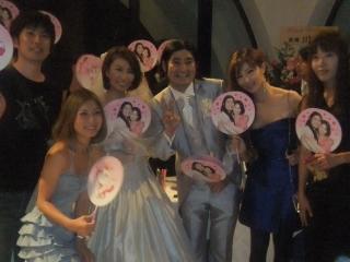 Q太郎さん結婚式