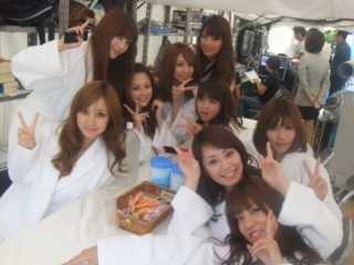 9人のグラビアアイドル