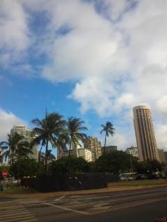 Hawaiiから二日目♪