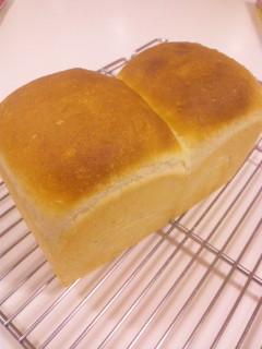 食パンとカボチャのスティックパイ