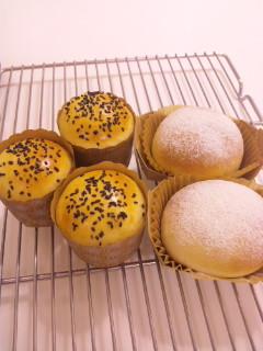 本日の手作りパン