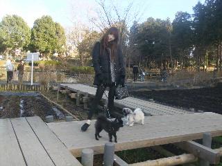 loveloveお散歩