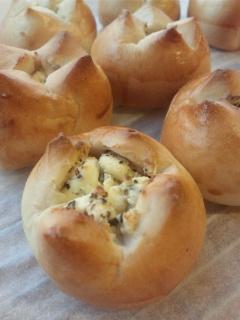 手作りパンと天香回味