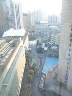上海に来てます☆