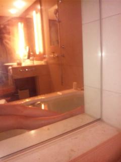 バスルームから。。。撮影3日目