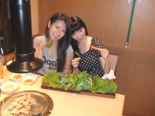 韓国料理デート