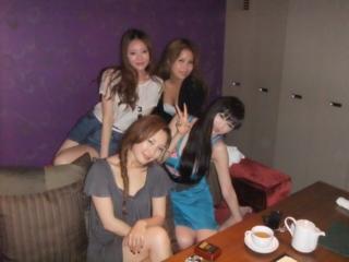 麻布十番でgirls night