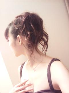 本日の髪型♪