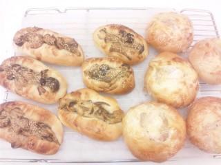 パン二種♪