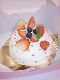 手作りcake