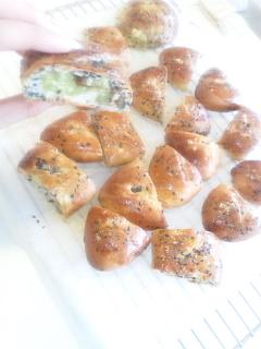 本日の手作りパン♪