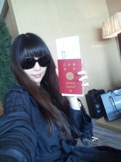 上海に行ってきます(^<br />  з^)-☆