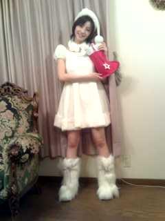 赤い靴下と☆