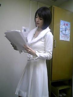 NHK収録後