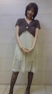 昨日の私服
